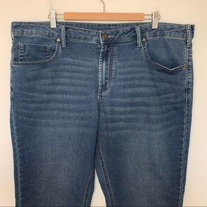 Buffalo Men Size 38x30 Jeans Felix-X Stretch Comfort Fit Medium Wash Blue